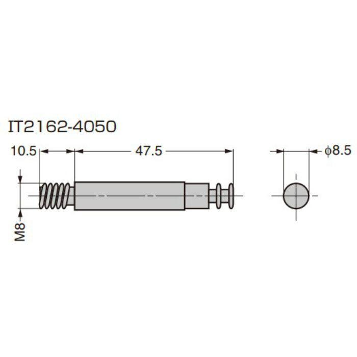 ITALIANA 締結金具 IT2162型 シャフト IT2162-4050