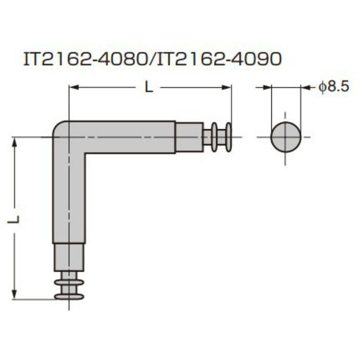 ITALIANA 締結金具 IT2162型 シャフト IT2162-4090