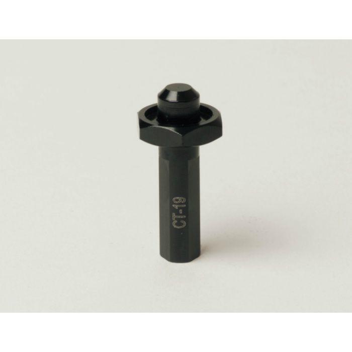 FASTMOUNT パネルマウンティングシステム LPシリーズ 薄型  工具・治具 メスクリップねじ込み用工具 CT-19
