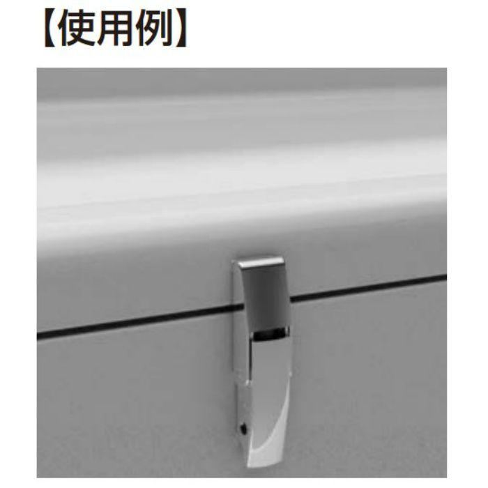 ステンレス鋼製ファスナー 9341型 掛代調節機能付 934152