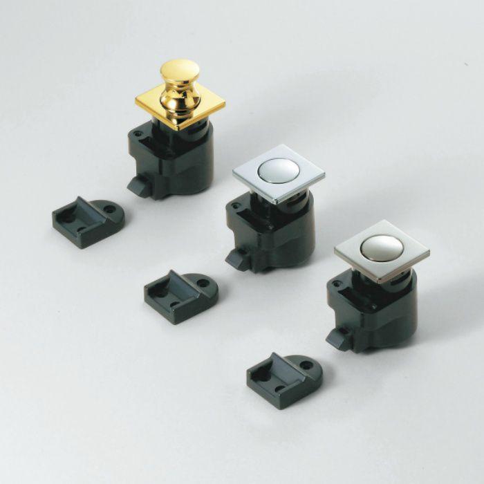 ランプ印 デザインプッシュラッチ DPL-SQ型 DPL-SQ-G