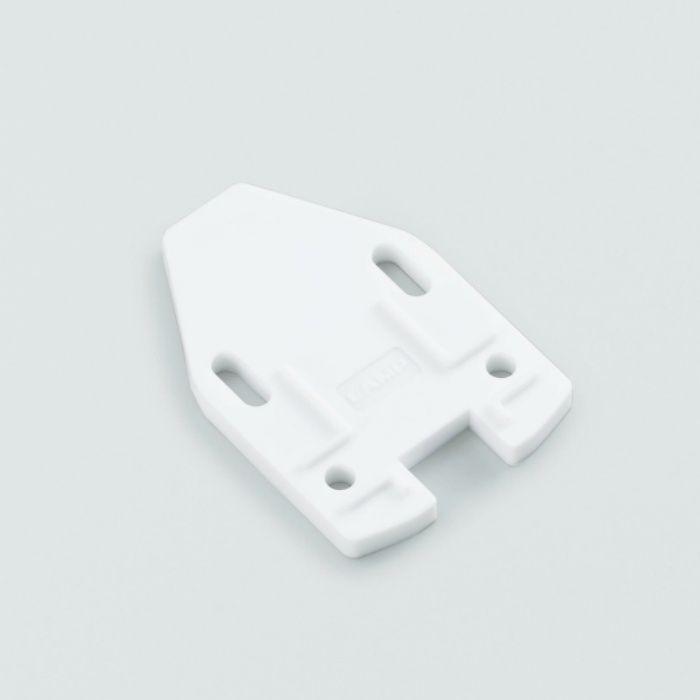 ランプ印 ディスタンスプレート MLC-100-DP5-WT ホワイト MLC-100-DP5-WT