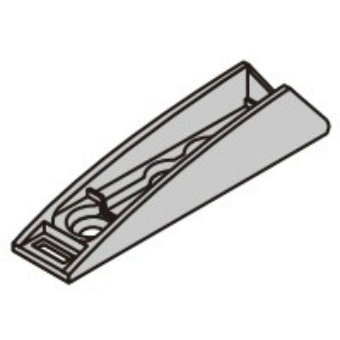 ITALIANA スリムプッシュラッチ IT5700型 調整機能付 取付座(面付仕様専用) ダークグレー IT5702-5040EE