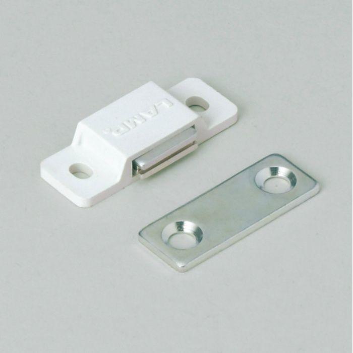 ランプ印 小型マグネットキャッチ MC-YS型 MC-YS002