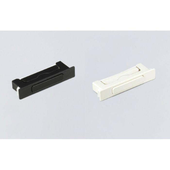 ランプ印 クリーンマグネットキャッチ MC-JMF54型 ワンタッチ取付 ブラック MC-JMF54BL