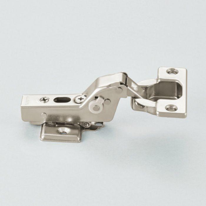 ランプ印 ラプコン搭載 オリンピア スライド丁番 360 93°開き インセット 360-C26-0T