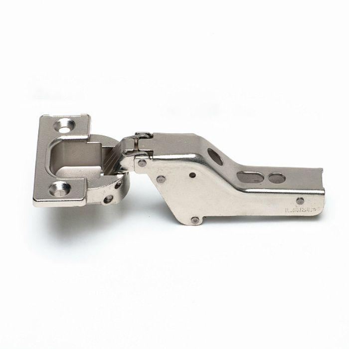 ランプ印 重量用ワンタッチスライド丁番 J95 93°開き インセット J95-24/0T