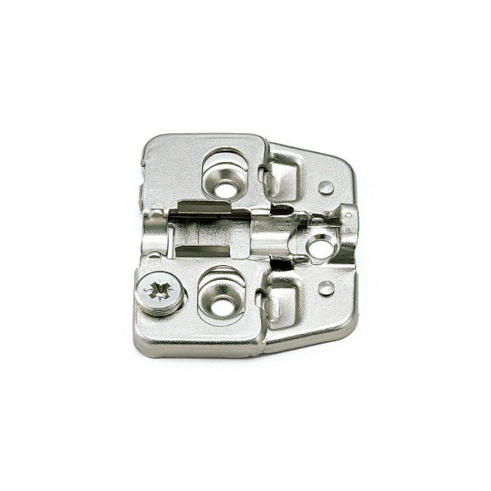 ランプ印 マウンティングプレート 150-P4W-30TH 151シリーズ システム30・3つ穴、0mm厚 150-P4W-30TH
