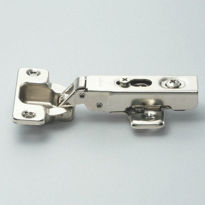 ランプ印 ワンタッチスライド丁番 85°開き 230 19mmかぶせ 230-C26/19T85