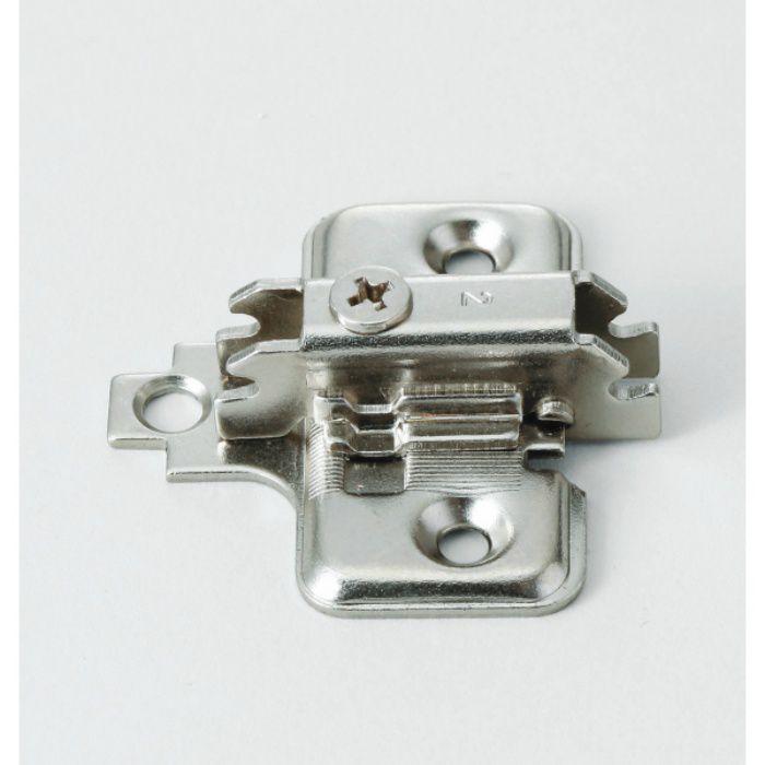 ランプ印 マウンティングプレート 230-P4W-32T+2 230シリーズ システム32 +2mm厚 230-P4W-32T+2