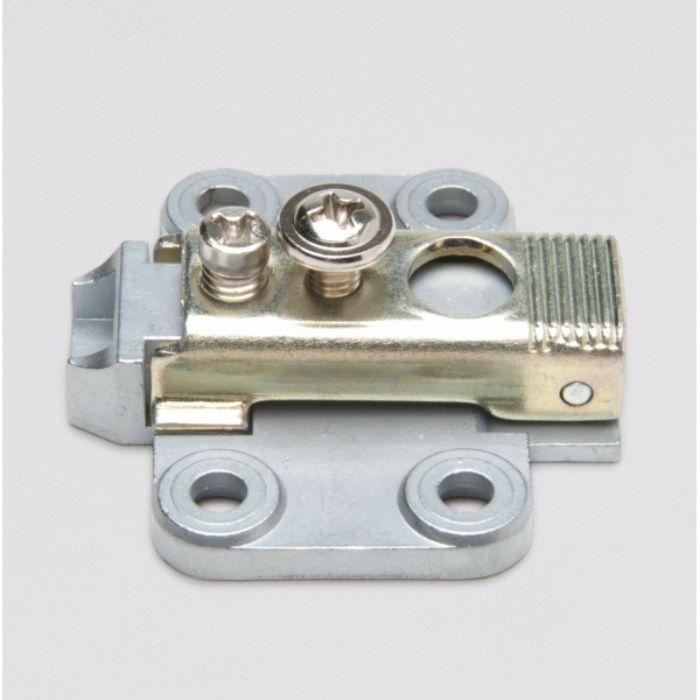 ランプ印 マウンティングプレート 100-06A 100シリーズ システム32 4つ穴タイプ 100-06A