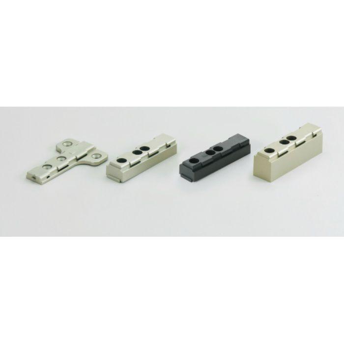 DSN9000、DSB9000専用取付補助プレート ACC-DAM型 ブラック ACC-DAM43-BLACK