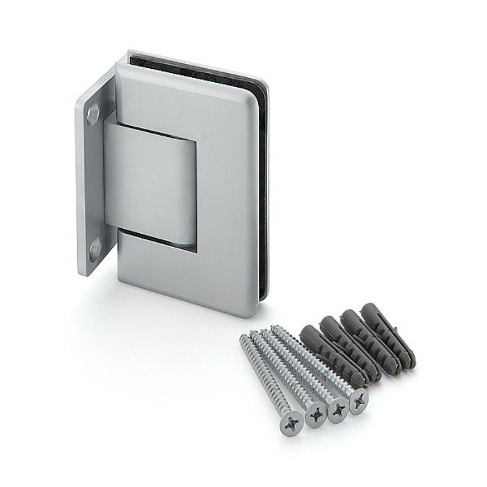 ガラスドア用 自由丁番 789L型 壁取付タイプ 789L-10SCR