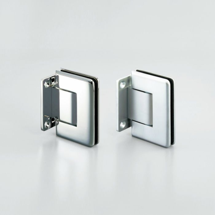 ガラスドア用 自由丁番 789L型 壁取付タイプ 789L-8