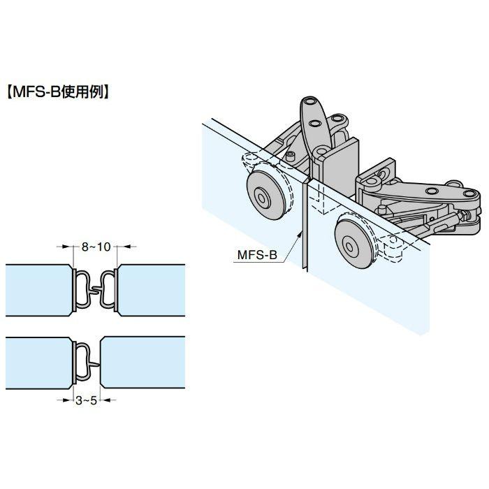 MANFREDFRANK シリコンシール材 MFS型 MFS-B