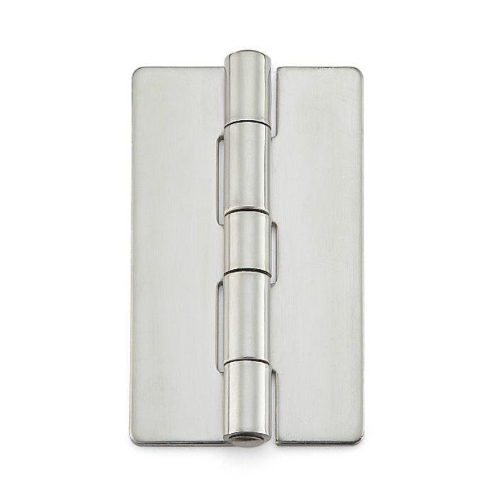 ランプ印 ステンレス鋼製平丁番 LSA型 LSA-100