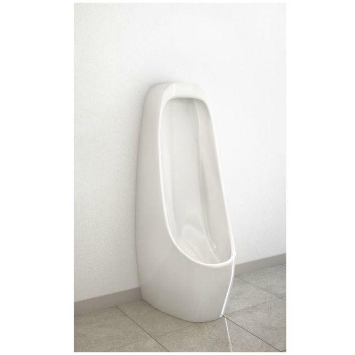 VRA001W 非水洗便器 床置小便器セット ホワイト