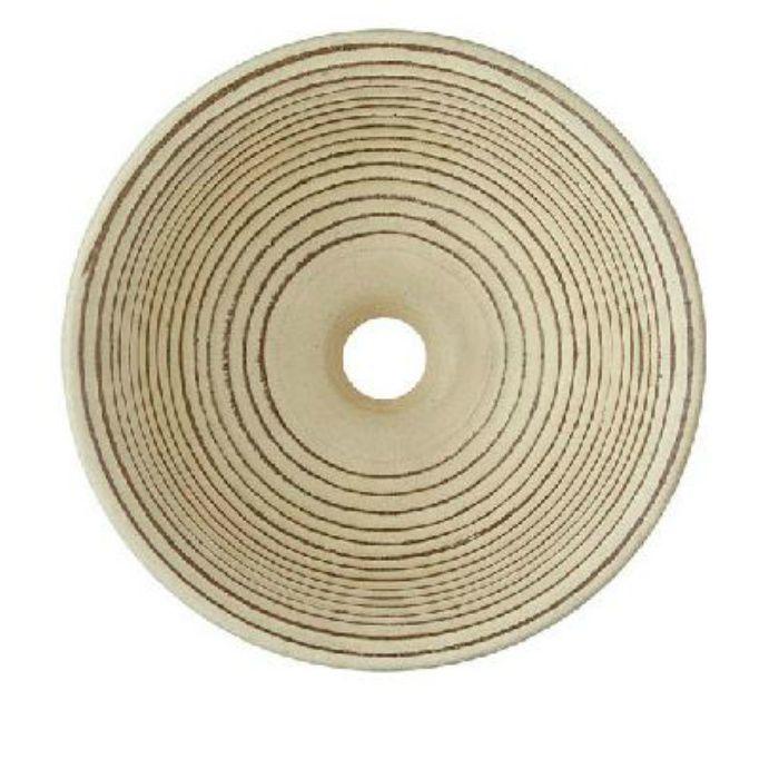 HW10230-009 「利楽」 手洗器(埋込型) 渦