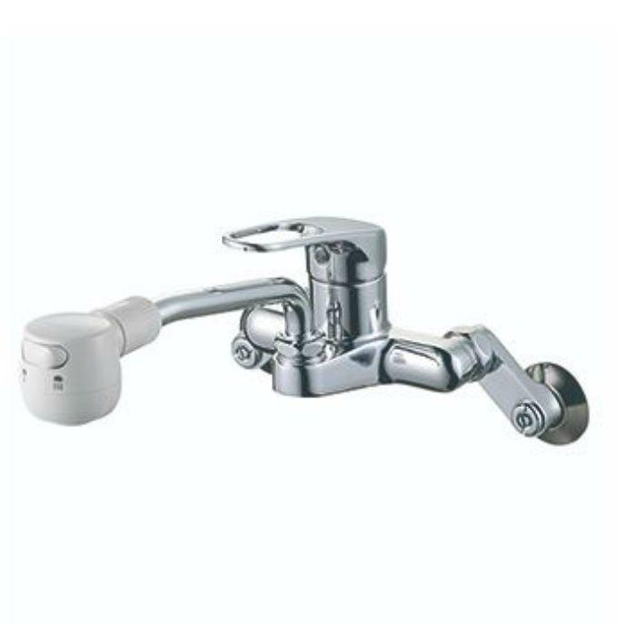 K27CMK-13 シングル切替シャワー混合栓(寒冷地用)