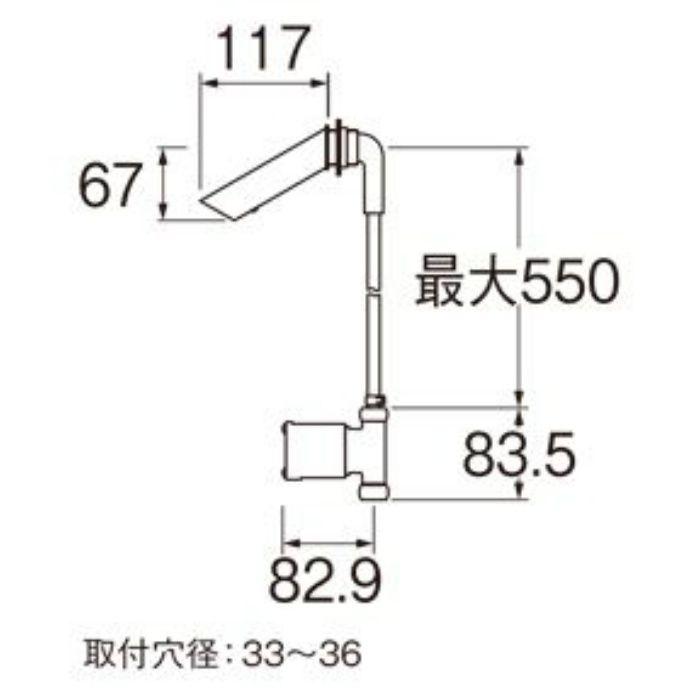 EY101-13 自動横水栓