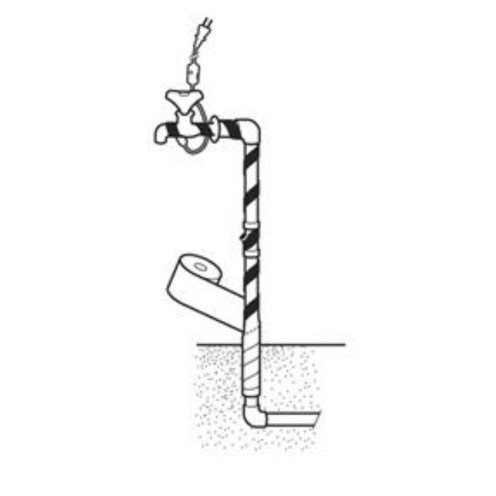 PR551-2 水道凍結防止ヒーター