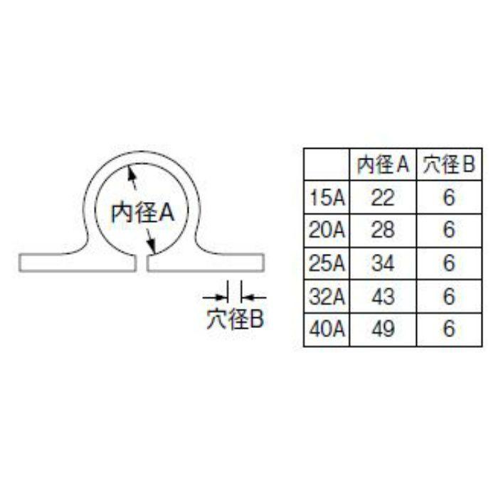 R68-40A PCサドルバンド