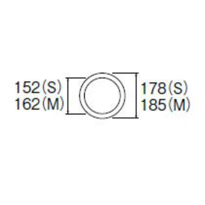 PP40-63-M 流し排水栓取付パッキン