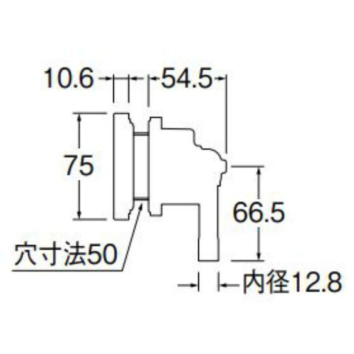 T412-7 一口循環接続金具