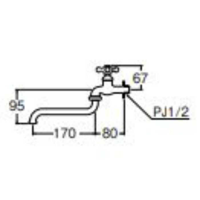 JA10Y-13 自在水栓