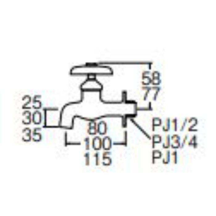 Y10J-13 横水栓