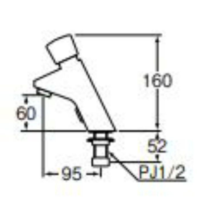 Y5966-13 自閉式立水栓