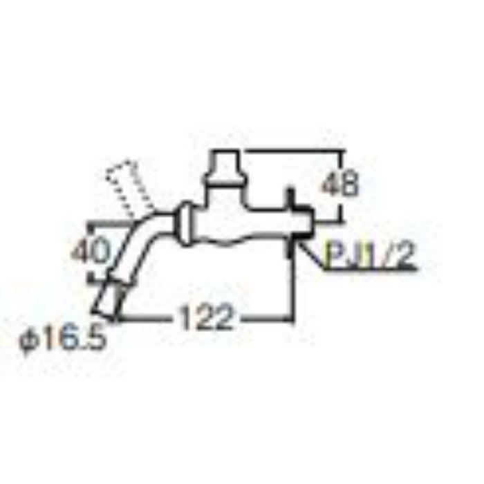 Y16J-13 共用万能ホーム水栓