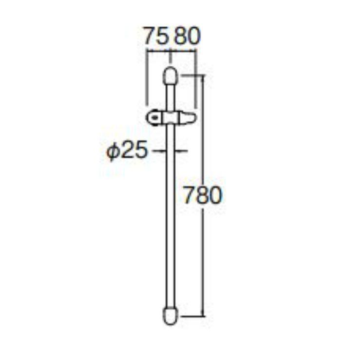 W5851S-MC-780 スライドバー