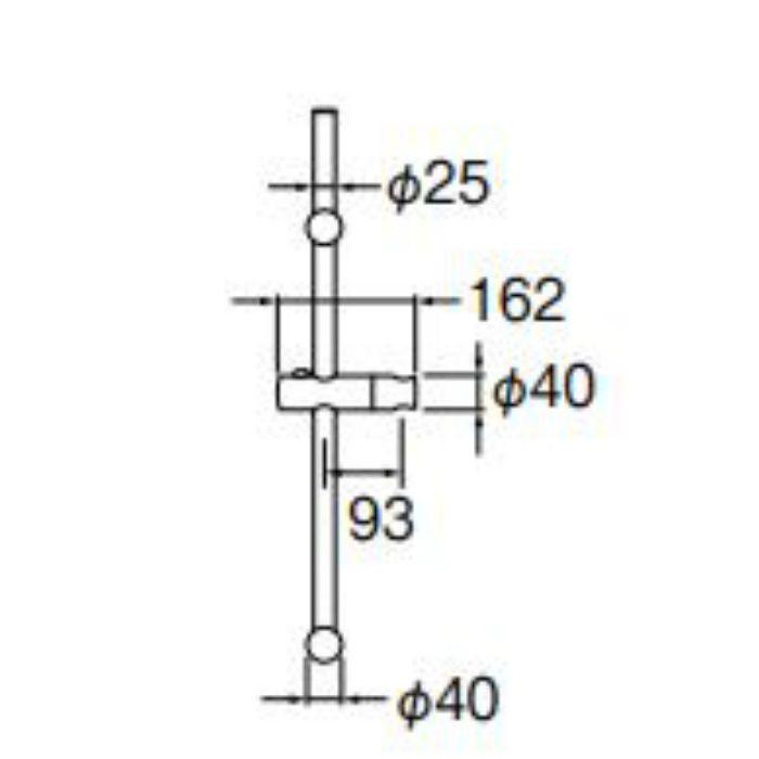 W5853S-780 スライドバー ボタン式