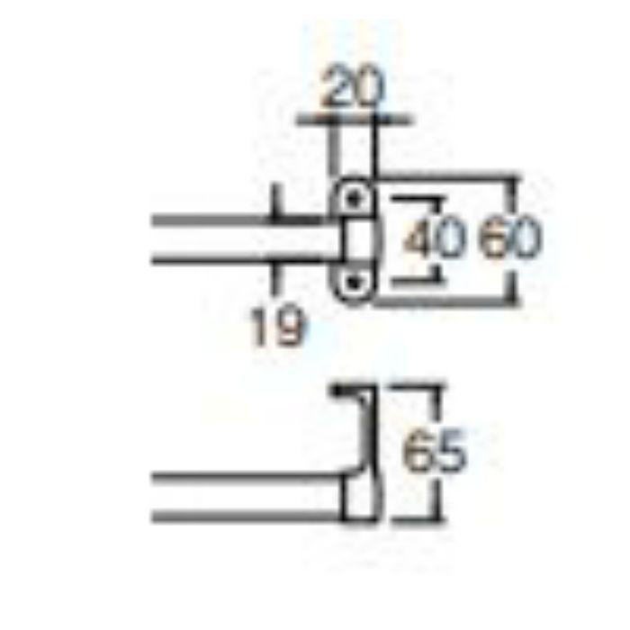 W52-610 丸タオル掛