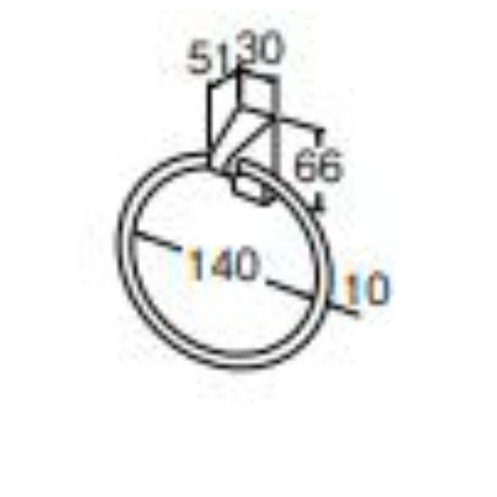 W530 Lタイプタオルリング