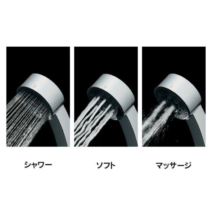 173-237K-D 浴室水栓 サーモスタットシャワー混合栓(寒冷地仕様) マットブラック