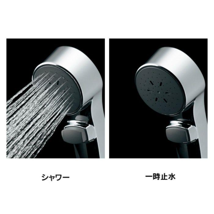173-136K 浴室水栓 サーモスタットシャワー混合栓(逆配管)(寒冷地仕様)