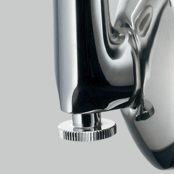 139-023K 浴室水栓 2ハンドルシャワー混合栓(一時止水)(寒冷地仕様)