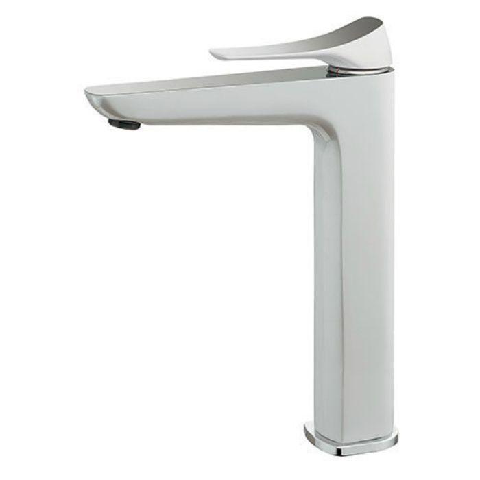 183-185GN 洗面水栓 シングルレバー混合栓(トール)【ワンホール】