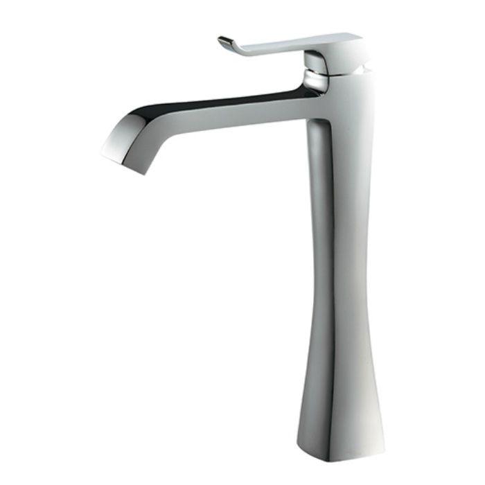 183-165GN 洗面水栓 シングルレバー混合栓(トール)