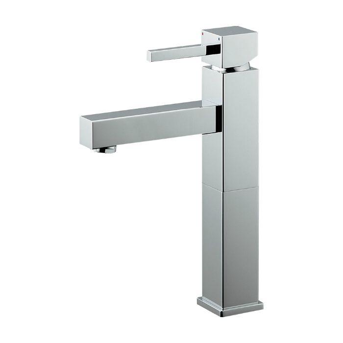 183-149 洗面水栓 シングルレバー混合栓(ミドル)