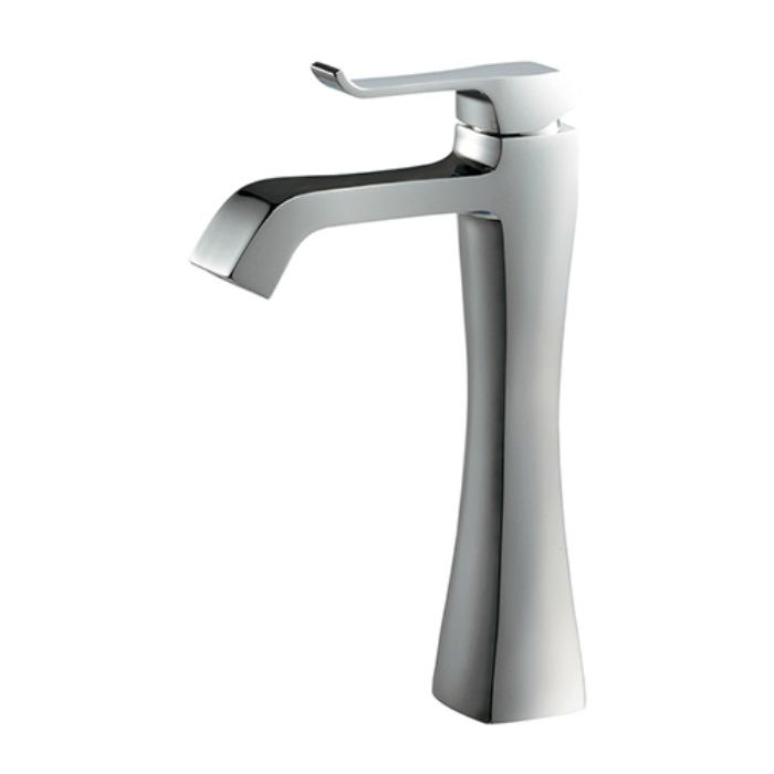 183-163GN 洗面水栓 シングルレバー混合栓(ミドル)