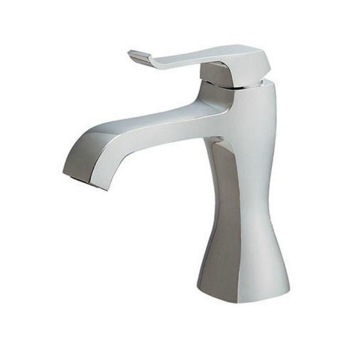 183-161 洗面水栓 シングルレバー混合栓【ワンホール】