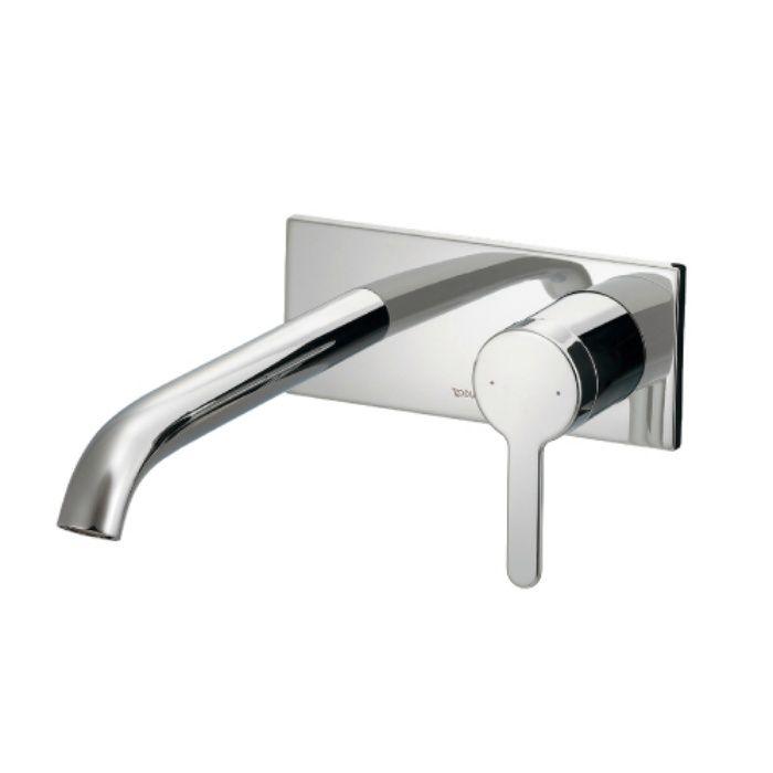 #DU-10700040GK 洗面水栓 壁付シングルレバー混合栓