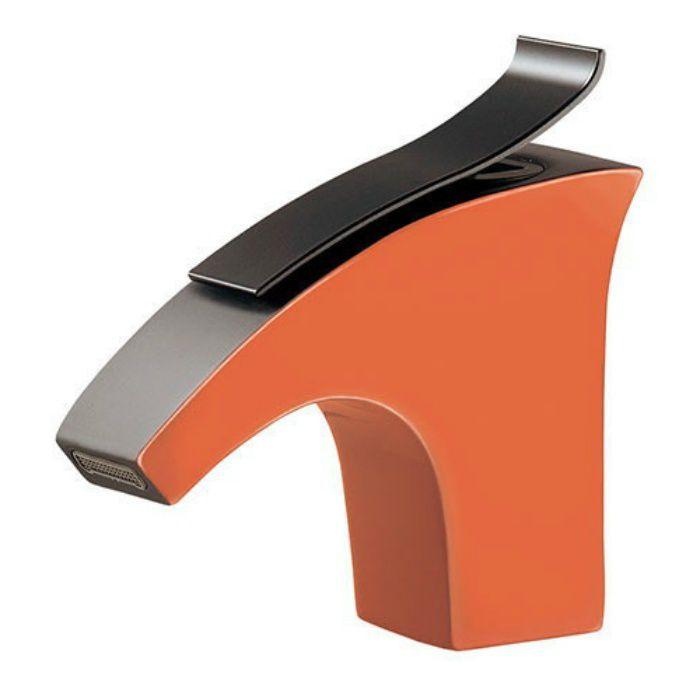 716-241-YR 洗面水栓 立水栓 オレンジ
