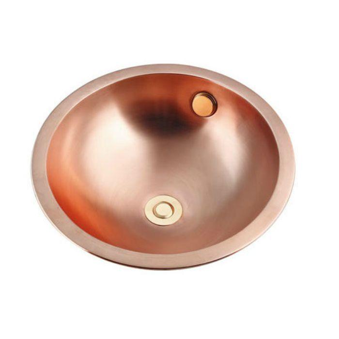 493-134 洗面用品 丸型洗面器