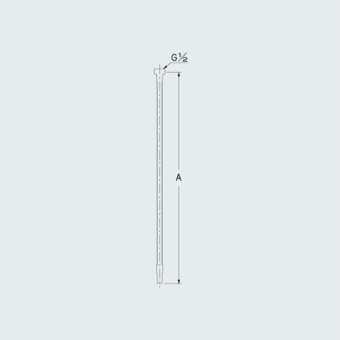 219-102-800 厨房水栓 フレキノズル(G1/2用)