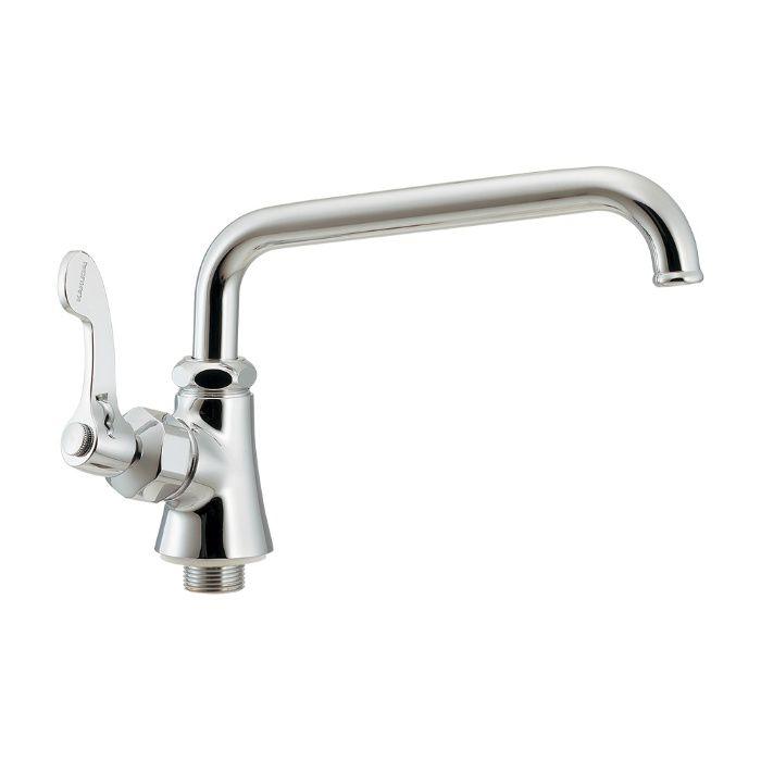 724-407-20 厨房水栓 厨房用左ハンドル立形自在水栓
