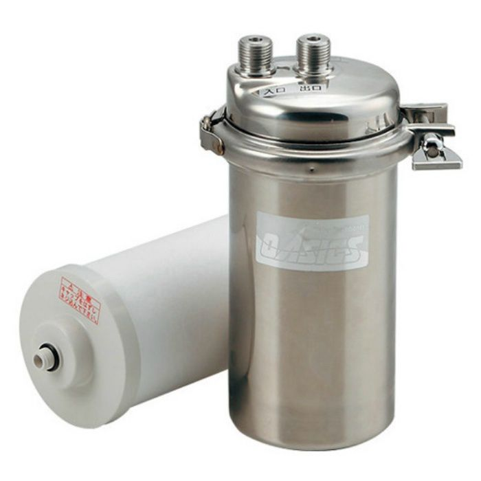 #KZ-OASM2 厨房水栓 業務用浄水器